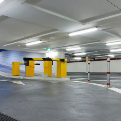 Lichttechnik Parkhaus Arbeitsplatz Beleuchtung Elektrik Elektrotechnik Ottow Elektro Thomas Kiel